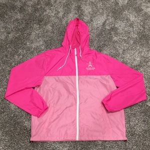 Jeffree Star Cosmetics Pink Wind Breaker